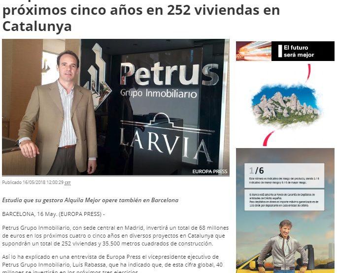 Alquila Mejor es noticia en los medios