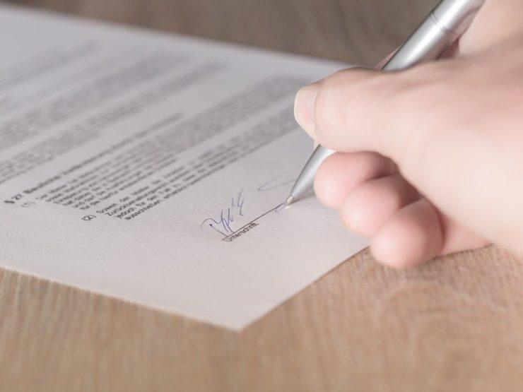 Cláusulas que no se pueden olvidar en un contrato de alquiler